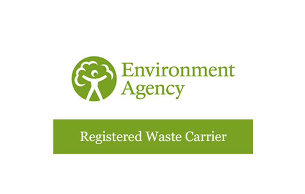 EA registered waste carrier