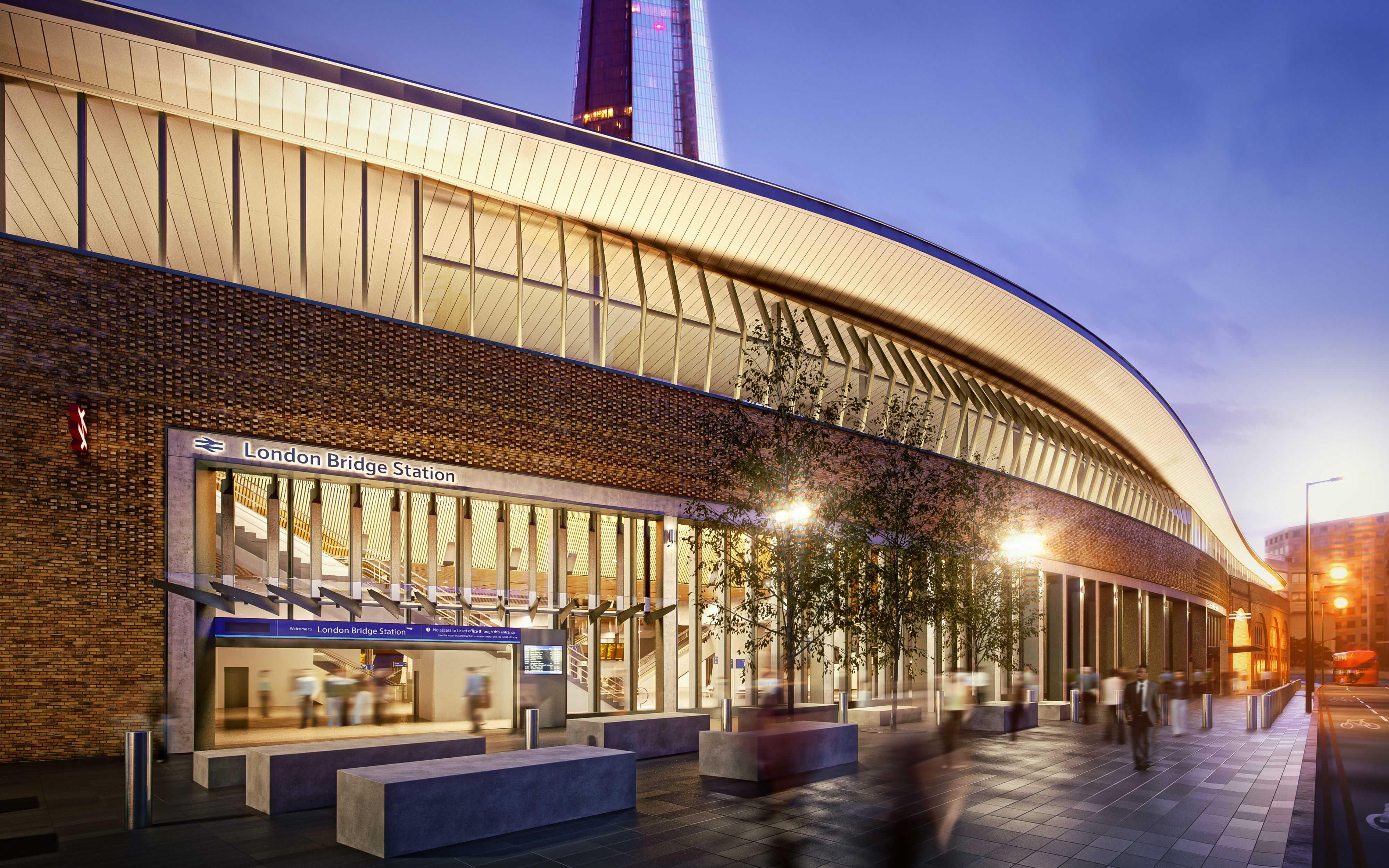london bridge station wembley innovation